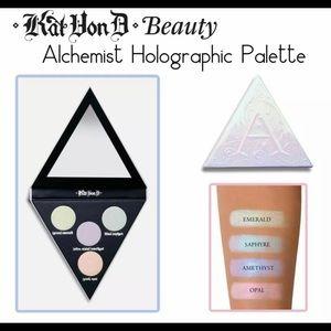 KVD holographic palette